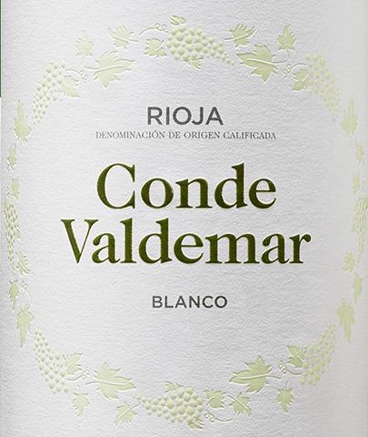 Conde Valdemar Blanco Rioja DOCa 2019 - Bodegas Valdemar von Bodegas Valdemar