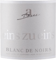Vorschau: Blanc de Noirs eins zu eins trocken 2020 - A. Diehl
