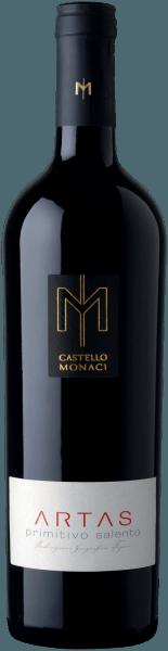 Artas Primitivo Salento IGT 2017 - Castello Monaci