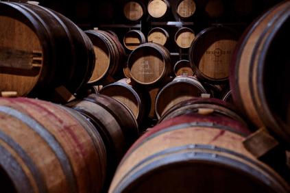 Winery Rings cellar