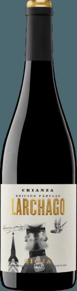 Fábulas de Larchago Críanza Rioja DOCa 2017 - Familia Chávarri