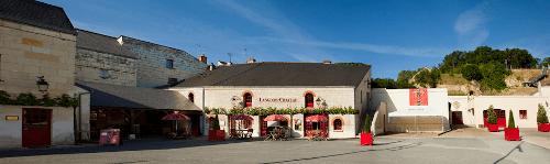 Das Langlois-Chateau in Val de Loire