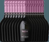 15er Vorteils-Weinpaket - Motivo Rosé extra dry - Borgo Molino