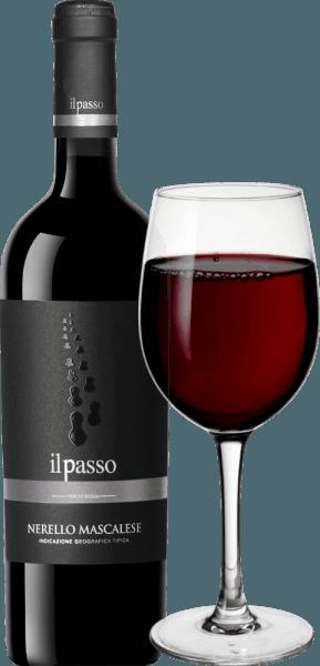 3er Vorteils-Weinpaket - Il Passo Nerello Mascalese 2018 - Vigneti Zabu von Vigneti Zabu