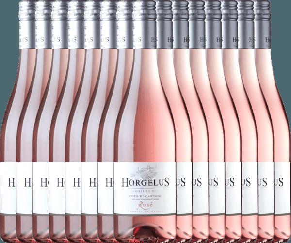 15er Vorteils-Weinpaket - Horgelus Rosé 2020 - Domaine Horgelus