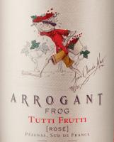 Preview: Tutti Frutti Rosé 2020 - Arrogant Frog