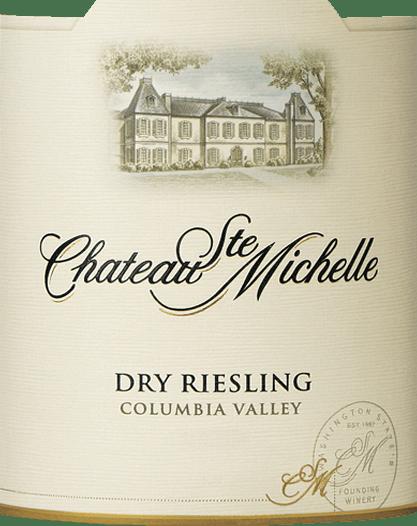 Riesling trocken 2017 - Chateau Ste. Michelle von Chateau Ste. Michelle