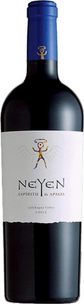 Carménère Cabernet Sauvignon von Neyen Winery ist ein chilenischer Rotwein, der aus den RebsortenCarménère (55%) und Cabernet Sauvignon (45%) vinifiziert wird. Im Glas zeigt sich ein dichtes Purpur mit violetten Reflexen. Das Bouquet offenbart kräftige Aromen nach frischen Erdbeeren, Edelpflaume und Cassis. Unterlegt werden die Aromen der Nase von Anklängen nach weißem Pfeffer und Bourbon-Vanille. Der Gaumen lässt sich von weichen, reifen Tanninen verwöhnen. Der Abgang ist wunderbar lang und zeigt den ausgewogenen Charakter dieses chilenischen Rotweins. Vinifikation des Neyen Rotweins Die Trauben für diesen Rotwein aus Chile stammen ausColchagua Valley sowie Central Valley und werden sorgsam mit der Hand gelesen. Die Cuvée wird für 12 Monate in Barriques aus französischer Eiche ausgebaut. Dadurch erhält dieser Rotwein seine unverkenntliche Note nach Vanille. Speisempfehlung für den NeyenCarménère Cabernet Sauvignon Genießen Sie diesen trockenen Rotwein zu Lammkeule mit Kräuterkruste oder auch zu frittieren Gemüse. Auszeichnungen für denCarménère Cabernet Sauvignon von Neyen Winery James Suckling: 93 Punkte für 2011 Wine Advocate: 92 Punkte für 2011 Wine Spectator: 90 Punkte für 2011 Wine & Spirits Magazine: 94 Punkte für 2011