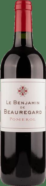 Benjamin de Beauregard Pomerol AOC 2016 - Château Beauregard