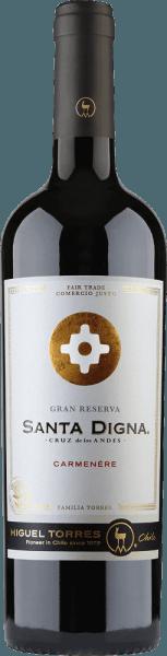 Santa Digna Carmenère Gran Reserva 2019 - Miguel Torres Chile