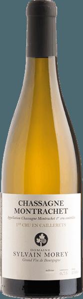 En Caillerets 1er Cru Chassagne-Montrachet AOC 2015 - Domaine Sylvain Morey