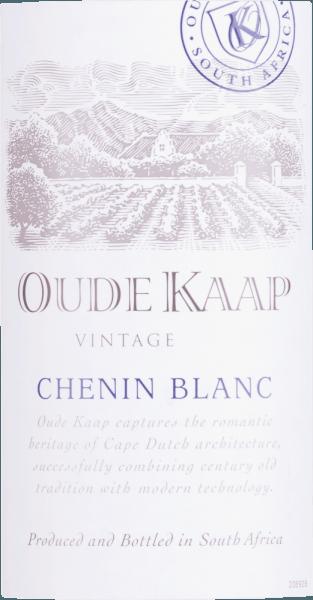 Oude Kaap Chenin Blanc 2020 - DGB von DGB