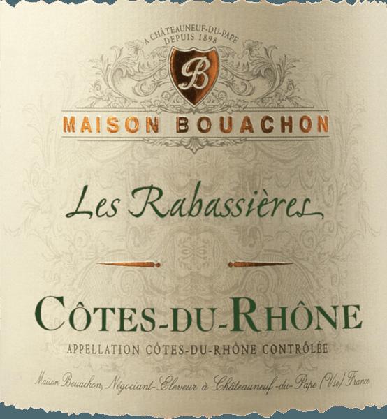 Les Rabassieres Blanc Côtes du Rhône 2019 - Maison Bouachon von Maison Bouachon