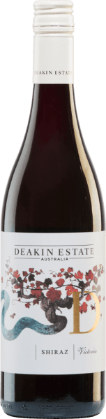 Shiraz 2018 - Deakin Estate von Deakin Estate