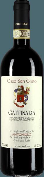 Osso San Grato Gattinara DOCG 2013 - Antoniolo