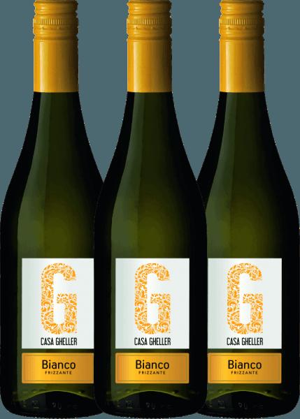3er Vorteilspaket - Bianco Frizzante IGT - Casa Gheller