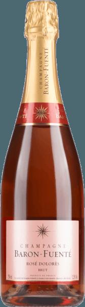 Rosé Dolorès Brut - Champagne Baron-Fuenté