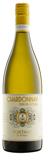 Terroir Littoral Chardonnay 2019 - Fortant de France von Fortant de France