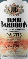 Preview: Henri Bardouin Pastis in GP - Distilleries et Domaines de Provence