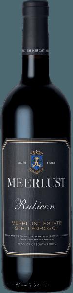 Rubicon Stellenbosch 2017 - Meerlust Wine Estate