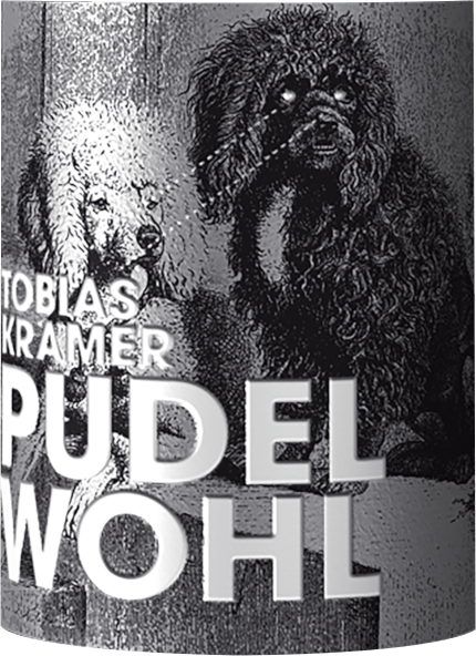 Pudelwohl trocken 2019 - Tobias Krämer von Tobias Krämer