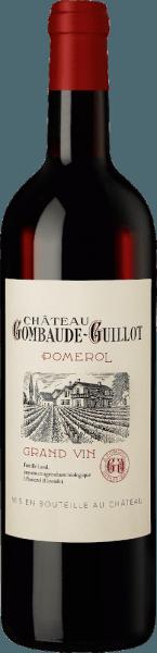 Grand Vin Pomerol 2015 - Gombaude Guillot