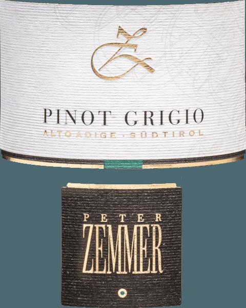Pinot Grigio Südtirol DOC 2019 - Peter Zemmer von Weingut Peter Zemmer