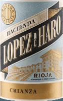 Vorschau: Crianza Rioja DOCa 2018 - Hacienda López de Haro