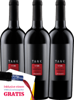 Preview: 3er Vorteils-Weinpaket - TANK No 26 Nero d'Avola Appassimento IGT 2019 - Cantine Minini