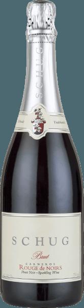 Rouge de Noir Brut - Schug Winery