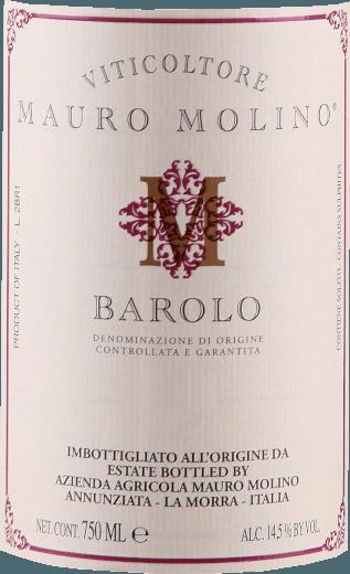 Barolo DOCG 2016 - Mauro Molino von Mauro Molino