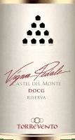 Vorschau: Vigna Pedale Castel del Monte Riserva DOCG 2015 - Torrevento
