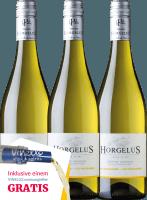 Preview: 3er Vorteils-Weinpaket - Horgelus Blanc 2020 - Domaine Horgelus