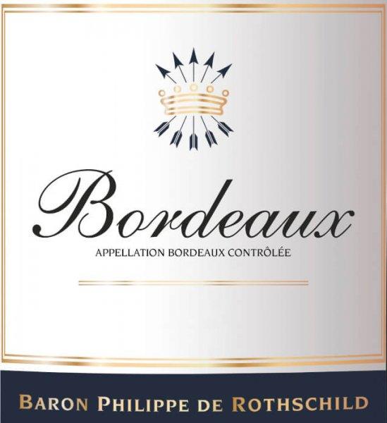 Bordeaux Rouge AOC 2018 - Baron Phillippe de Rothschild von Baron Philippe de Rothschild SA