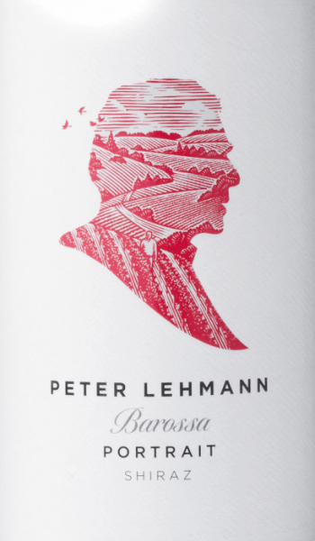 Portrait Shiraz Barossa Valley 2017 - Peter Lehmann von Peter Lehmann
