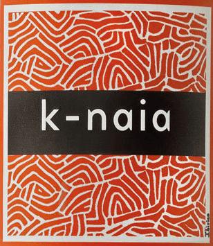 K-naia Rueda DO 2019 - Bodegas Naia von Bodegas Naia
