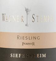 Vorschau: Siefersheim Riesling Porphyr 2020 - Wagner-Stempel