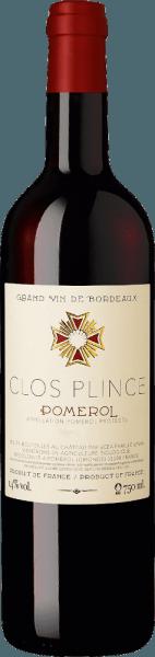 Clos Plince Pomerol 2016 - Gombaude Guillot