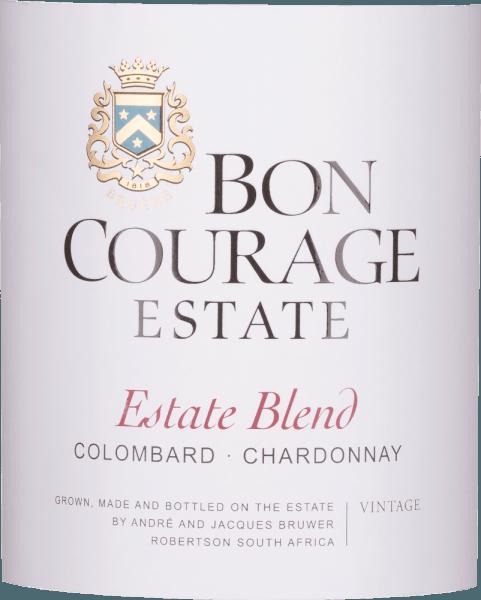 Estate Blend Colombard Chardonnay 2019 - Bon Courage von Bon Courage