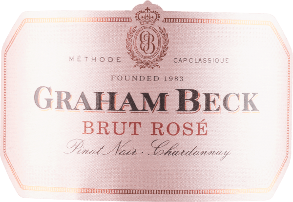 Cap Classique Brut Rosé - Graham Beck von Graham Beck Wines