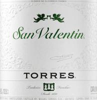 Vorschau: San Valentin Blanco DO 2020 - Miguel Torres