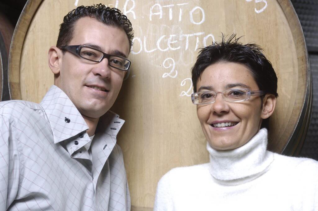 Alessio und Romina Tacchino