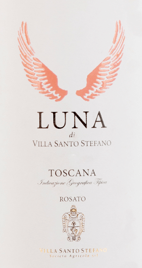 Luna Rosato Toscana IGT 2018 - Villa Santo Stefano von Villa Santo Stefano