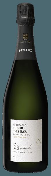 Coeur des Bar Blanc de Noirs - Champagne Devaux von Champagne Devaux