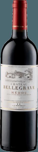 Médoc AOC 2018 - Château Bellegrave von Château Bellegrave