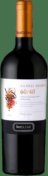 Barrel Reserve 60/40 Cabernet Sauvignon Merlot 2018 - Santa Ema