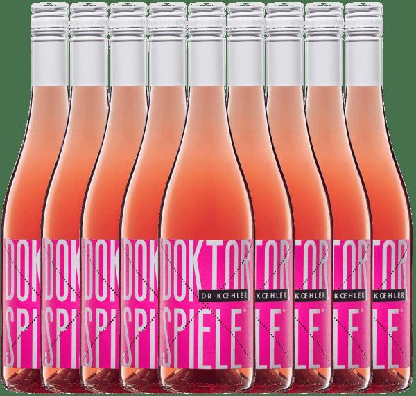 9er Vorteils-Weinpaket - Doktorspiele Rosé 2019 - Dr. Koehler