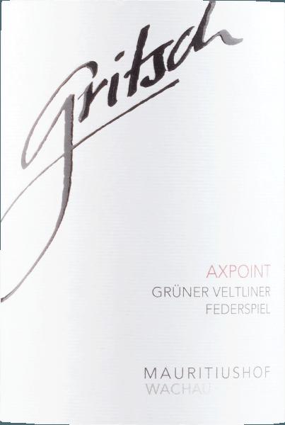 Grüner Veltliner Federspiel Axpoint 2019 - Gritsch von Gritsch - Mauritiushof