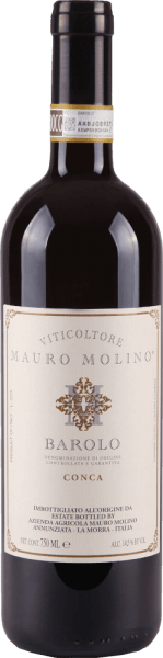 Conca Barolo DOCG 2014 - Mauro Molino