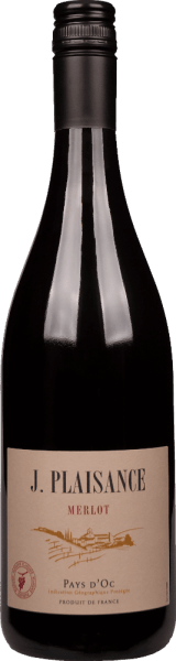 Merlot Cuvée 2018 - J. Plaisance